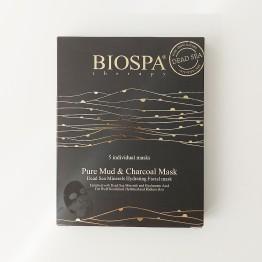 Pure Mud & Charcoal Mask, BIO SPA, 5X20ml