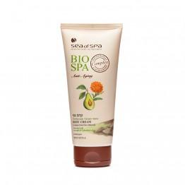 Crema de corp imbogatita cu ulei de avocado si galbenele, Bio Spa, 180 ml