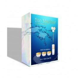 4 Facial Care Products Kit, Bio Marine