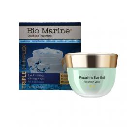 Gel de Fermitate pentru Ochi cu Colagen, pentru toate tipurile de ten, Bio Marine, 50ml