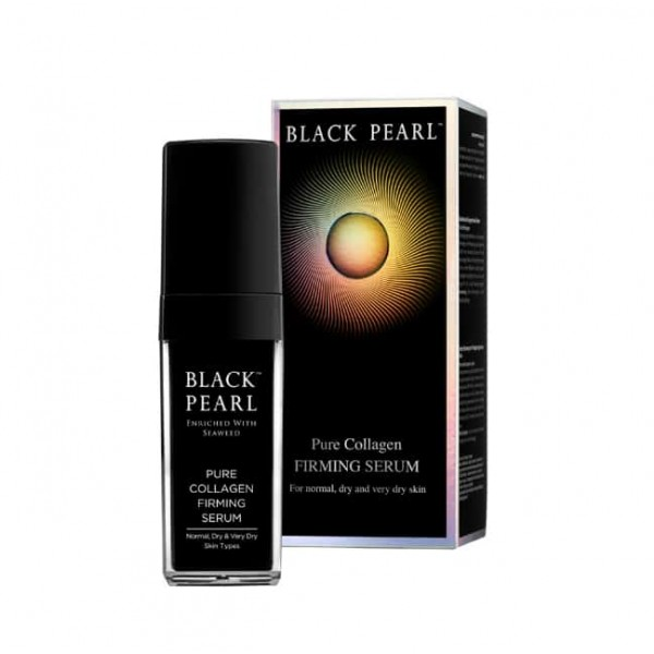 Ser pentru Consolidare cu Colagen Pur, Black Pearl, 30 ml