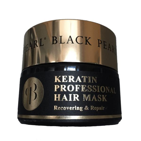 Masca de Par Profesionala cu Keratina, Black Pearl, Sea of Spa, 250ml