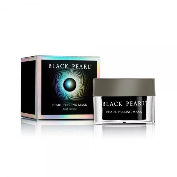 Pearl Peeling Mask, Black Pearl, 50ml