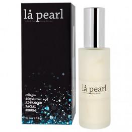Ser Facial cu Pudra din Perle Negre, Colagen si Acid Hialuronic, La Pearl by Black Pearl, 50ml