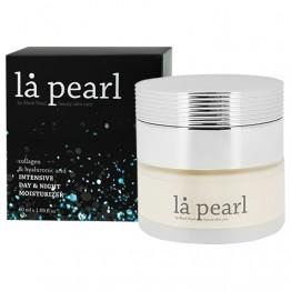 Crema Hidratanta de Zi si de Noapte cu Colagen si Acid Hialuronic, La Pearl by Black Pearl, 50ml