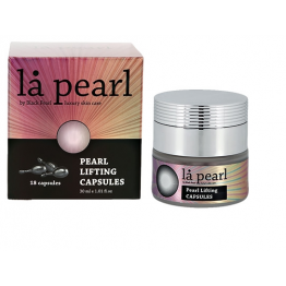Pearl Lifting Capsules, La Pearl by Black Pearl, 18 pieces