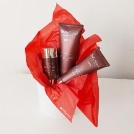 Set cadou barbati  – MetroSexual - After Shave Balsam + Crema de Zi Protectoare pentru Ten si Scalp + Deodorant Stick