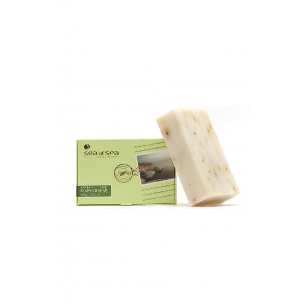 Sapun Anticelulitic cu Extract din Alge Marine, Sea of Spa, 200gr