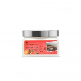 BODY BUTTER with RED GRAPEFRUIT, Sea of Spa, 350ml