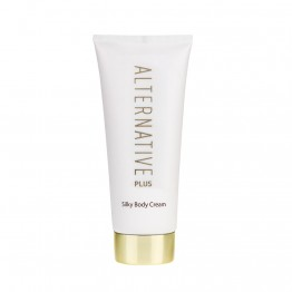 Crema Catifelata pentru Corp, pentru toate tipurile de piele cu protectie intensiva, ALTERNATIVE+, 200ml