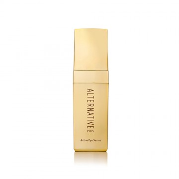Active Eye Serum, enriched with vitamins C & E for all skin types, ALTERNATIVE+, 30ml