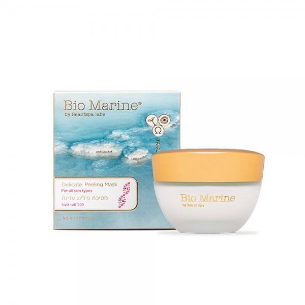 Masca Exfoliata Delicata, pentru toate tipurile de ten, Bio Marine, 50ml
