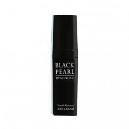 Hyaluronic Youth Renewal Eye Cream, Black Pearl, 30ml.