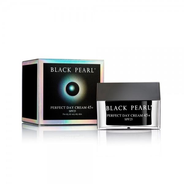 Crema de Zi 45+ SPF25, Black Pearl, 50ml