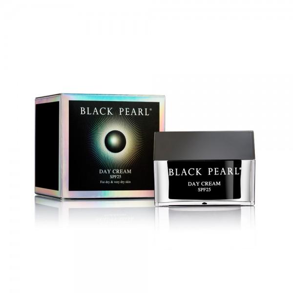 Day Cream SPF 25, Black Pearl, 50ml