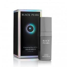 Contouring Face & Eye Cream Serum, Black Pearl, 30ml
